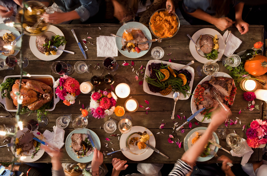 The Big Dinner